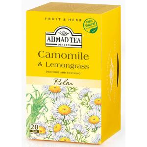 Ahmad Tea - Camomile&Lemongrass