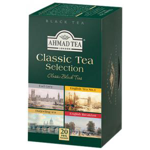 ahmad classic tea sellection