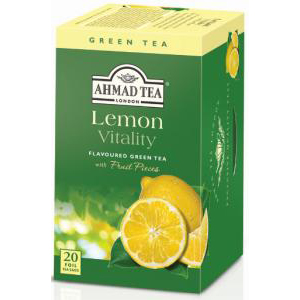 Ahmad Tea - Lemon Vitality