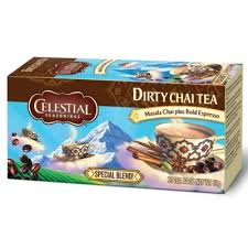 dirty chai celestial