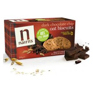 nairns chocolate
