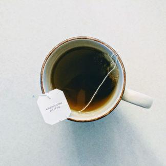 Tea bags selecció de marques